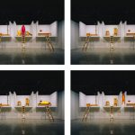 Marina Abramovic, The House With the Ocean View, 2002, courtesy of pbs.org