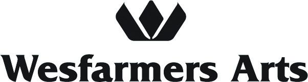 Wesfarmers Arts Logo - Mono