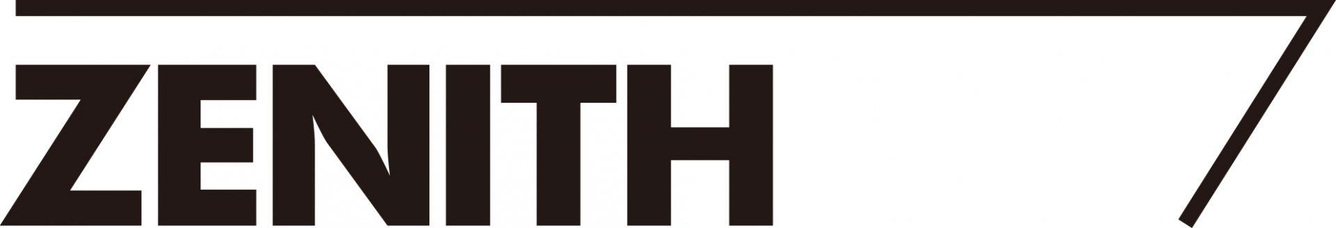 ZENITH Logo- Black NEW
