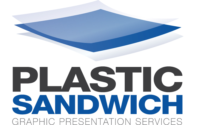 plastic sandwich logo.